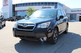 pre owned 2015 subaru forester xt touring w panoramic roof
