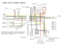 dazon wiring diagram dazon raider 150 service manual u2022 205 ufc co