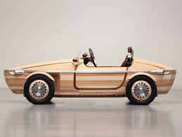 where is toyota made toyota s wood concept car can drive business insider