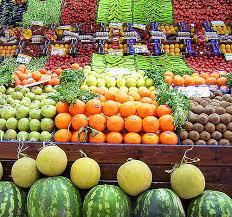 fruit and vegetable basket fruit vegetable basket necatibey ankara flickr