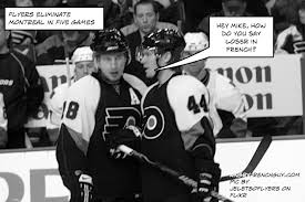 Flyers Meme - may 2008 angryfrenchguy