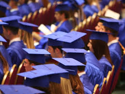 blue cap and gown postgraduate study abroad scholarships the study abroad