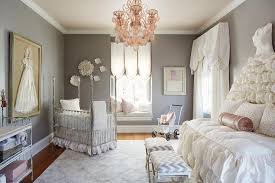 light pink wool rug french nursery with corner crib french laundry room