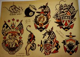 sailor jerry tattoo flash 2 best tattoos ever