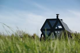 Walking Home Design Inc N55 U0027s Walking House Is A Modular Self Sufficient Dwelling For
