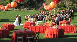 party rentals santa barbara discount party rentals santa barbara s wedding specialists