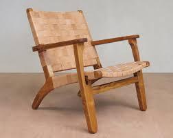 Mid Century Modern Armchairs Mid Century Modern Chair Lounge Chair Sustainable Wood