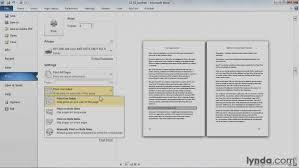 tutorial youtube word wonderful how to print a brochure in word microsoft tutorial booklet