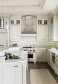 white kitchen cabinets with dark wood flooring attractive kitchen backsplash white country kitchen cabinet subway tile