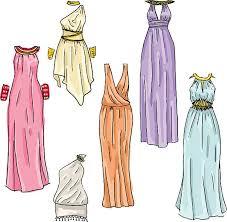 roman women clothing clip art vector images u0026 illustrations istock