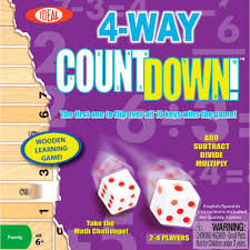 4 way countdown game