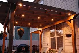 Outdoor Pergola Lights by Pergola Design Ideas Pergola Lighting Ideas Image Of Pergola
