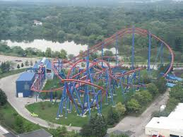 Six Flags Great America Accidents Six Flags Great America Theme Park In Illinois Thousand Wonders
