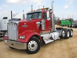 w900l 2002 kenworth w900l tri axle truck tractor