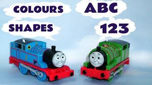 peppa pig play doh thomas train abc 123 colours shapes sesame