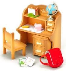 epoch sylvanian families furniture ka 309 child study desk set