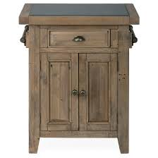 pine kitchen island slater mill small kitchen island with granite top wood reclaimed