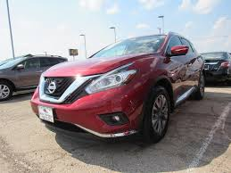 nissan murano trunk space certified pre owned 2015 nissan murano sl sport utility in