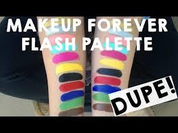 makeup 12 flash color case dupe saubhaya makeup