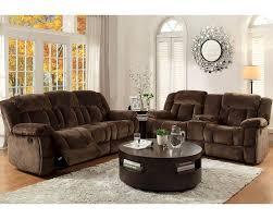 microfiber recliner sofa bowery hill microfiber motion reclining