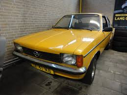 opel kadett 1976 opel kadett 1 2 coupe 1976 benzine occasion te koop op autowereld nl
