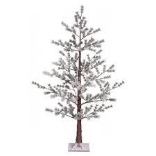 white trees target