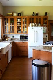 kitchen cabinet with shelves farmhouse kitchen adding a shelf below our cabinets