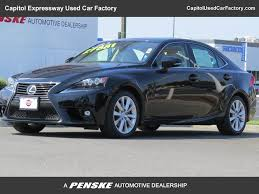 how long is lexus factory warranty 2015 used lexus is 250 4dr sport sedan automatic awd at capitol