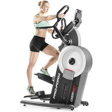 proform hiit trainer high intensity elliptical and stepper