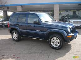patriot jeep blue 2002 jeep liberty limited 4x4 in patriot blue pearlcoat 132842