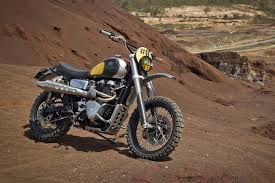 triumph motocross bike what is a desert sled a history and definition bikebound