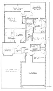 French Cottage Floor Plans Clinton Zero Lot House Plans Country French Home Plans