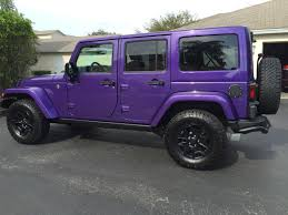 purple jeep my jeep 2018 jeep wrangler forums jl jt pickup truck