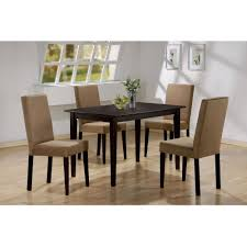 dining table sets with fabric chairs with ideas inspiration 11229