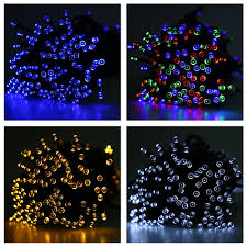 Solar Powered Fairy Lights Review by 200 Solar Powered Led String Lights Reviews Online Shopping 200
