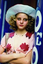 22 vintage photos of a young and beautiful jodie foster on the set