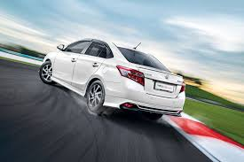 vios toyota vios white color on track side view hd wallpaper latest