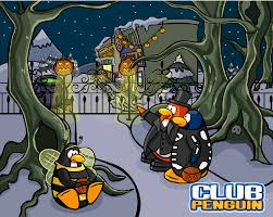 halloween pirate background club penguin wallpapers club penguin help guide