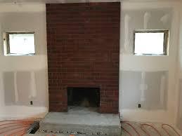 stone brick veneer fireplaces bond masonry ltd