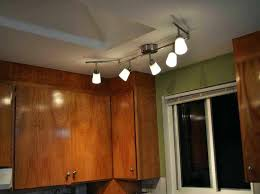 how to update track lighting led track lighting for kitchen kitchen lighting the best designs of