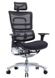Armchair With Footrest Design Ergonomic Mesh Chair With Footrest