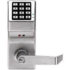 Keypad Interior Door Lock Electronic Commercial Keyless Locks Gokeyless
