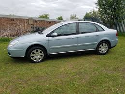 2008 citroen c5 1 6 hdi 16v vtr 5dr hatchback mot april 2018 some