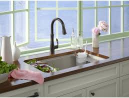 Kohler Evoke Kitchen Faucet by Kohler Riverby Undermount Sink 25 Best Sink Decoration