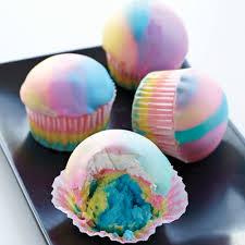 tie dye cupcakes wilton