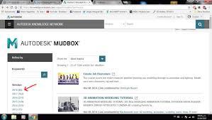 mudbox 2018 autodesk community