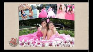 Quinceanera Photo Albums Photo Book Album On 15 Años Twin Youtube