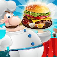 jeux chef de cuisine jeux de cuisine restaurant burger chef app revisión