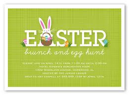 easter brunch invitations bunny brunch 5x7 invitation card easter invitations shutterfly