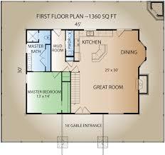 pleasant view home plan by countrymark log homes